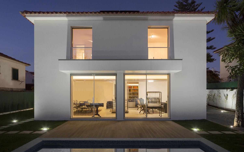 arquitectos Moradia Aniceto Rosário