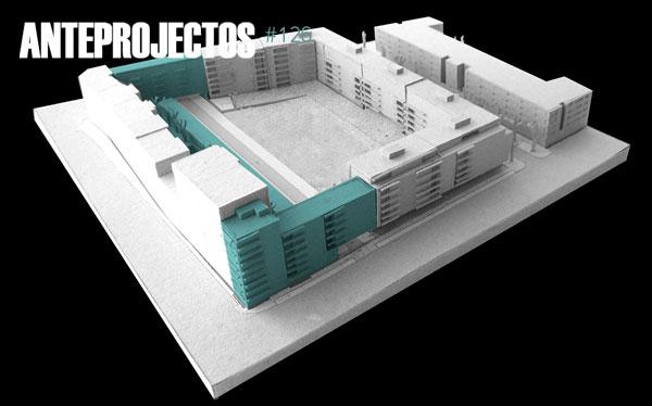 Anteprojectos Condomínio Habitacional no Campo Pequeno