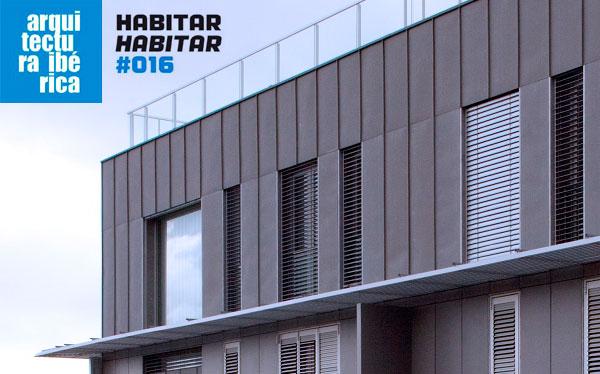 """Condomínio Habitacional """"Estoril 153"""" Arquitectura Ibérica"""