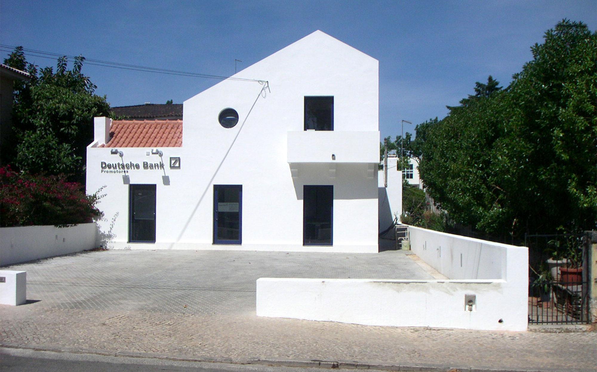 Projecto de Arquitectura Sucursal Deutsche Bank | Arquitectura, Arquitecto Lisboa, Projecto arquitectura Lisboa, Arquitecto Lisboa, Arquitecto, Gabinete de Arquitetura Lisboa