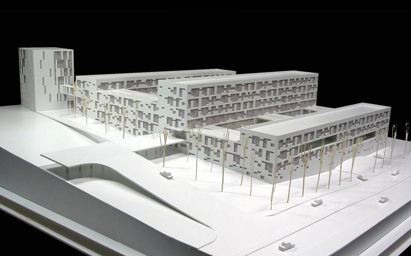 Projecto de Arquitectura Novo Edifício Câmara Municipal de Loures | Arquitectura, Arquitecto Lisboa, Projecto arquitectura Lisboa, Arquitecto Lisboa, Arquitecto, Gabinete de Arquitetura Lisboa