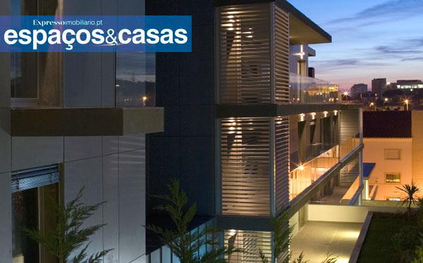 """arquitectos Condomínio Habitacional """"Terraços de Cascais"""""""