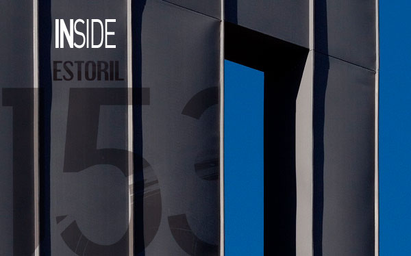 """arquitectos inside Condomínio Habitacional """"Estoril 153"""""""