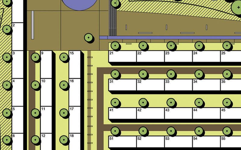 Projecto de Arquitectura Loteamento Bicesse