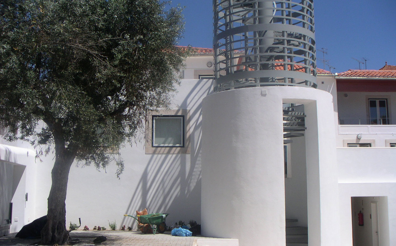 Residência Estudantes Politécnico Santarém | Arquitectura, Arquitecto Lisboa, Projecto arquitectura Lisboa, Arquitecto Lisboa, Arquitecto, Gabinete de Arquitetura Lisboa