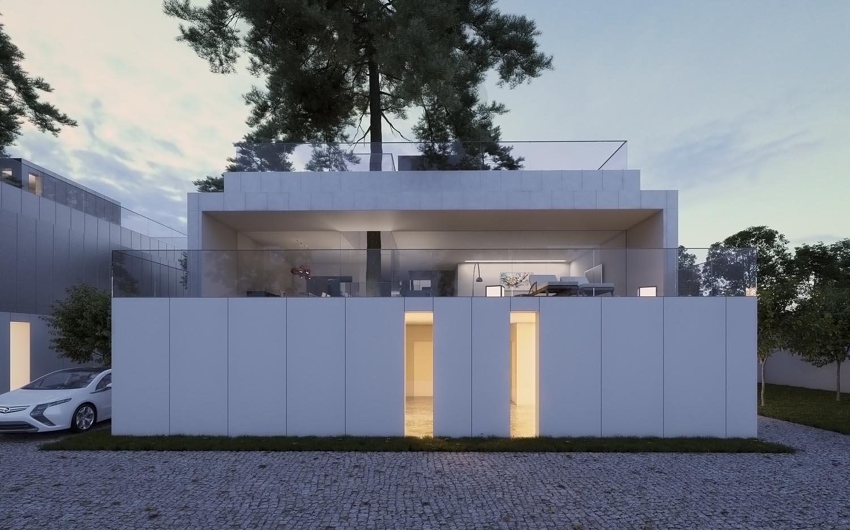 arquitectos moradias unifamiliares