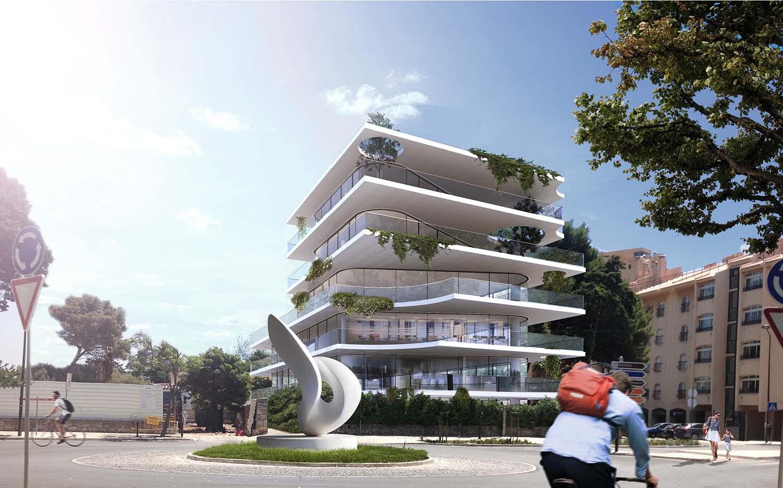 Arquitectos Edifícios Habitação