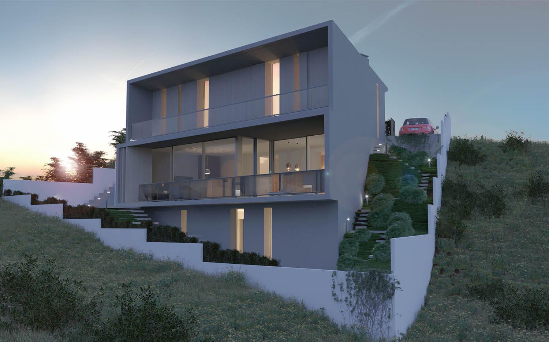 arquitectos moradia bicesse