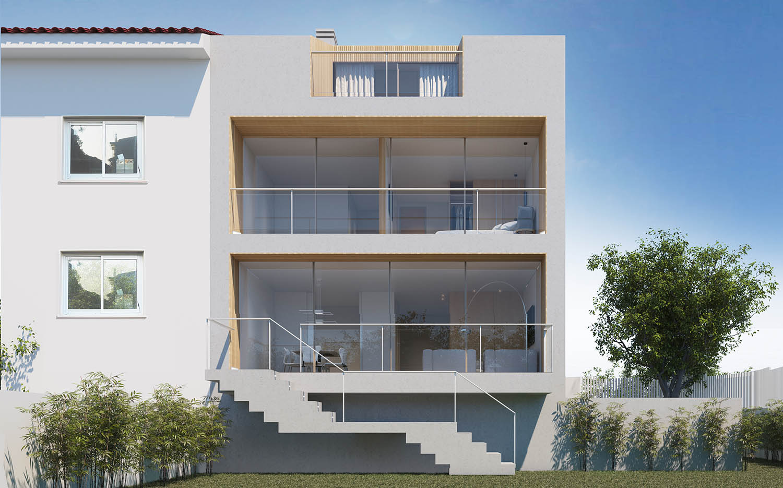 arquitectos moradias
