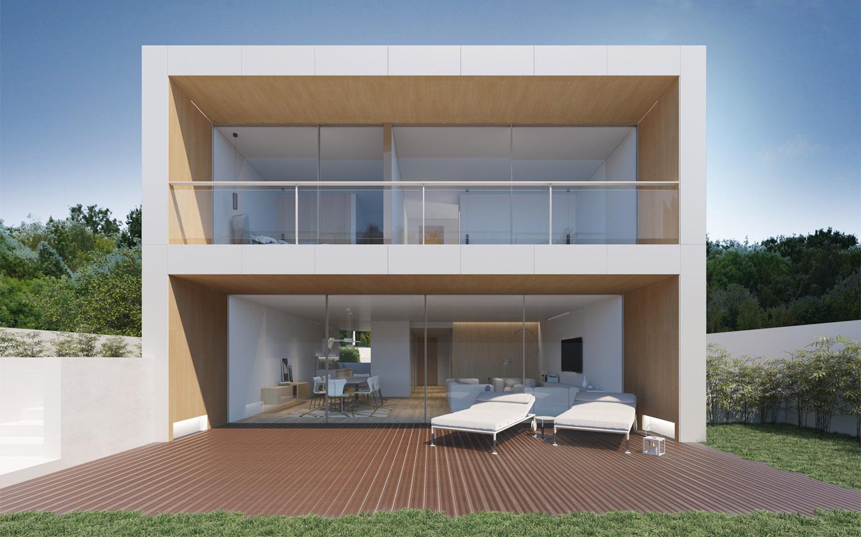 moradia bicesse arquitectos
