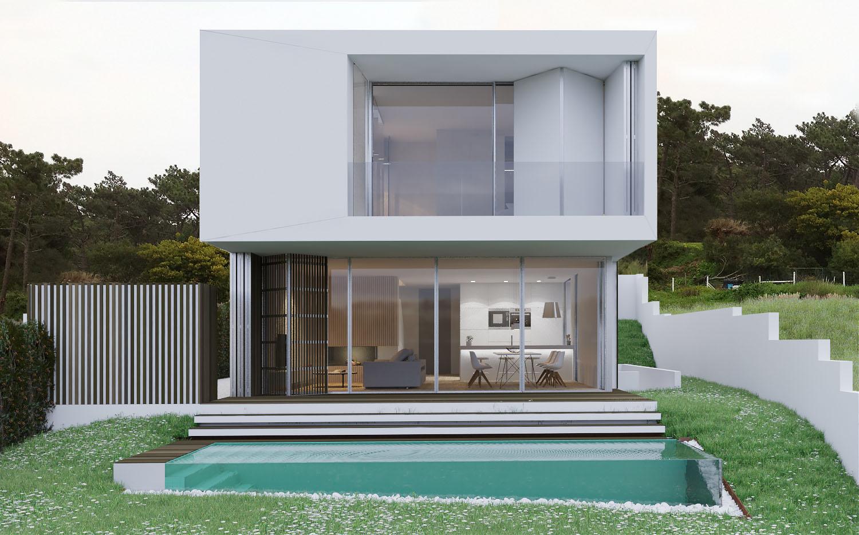 arquitectos Moradia Amoreira II
