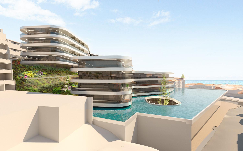 Arquitectos Hoteis Apart Hotel Altavista