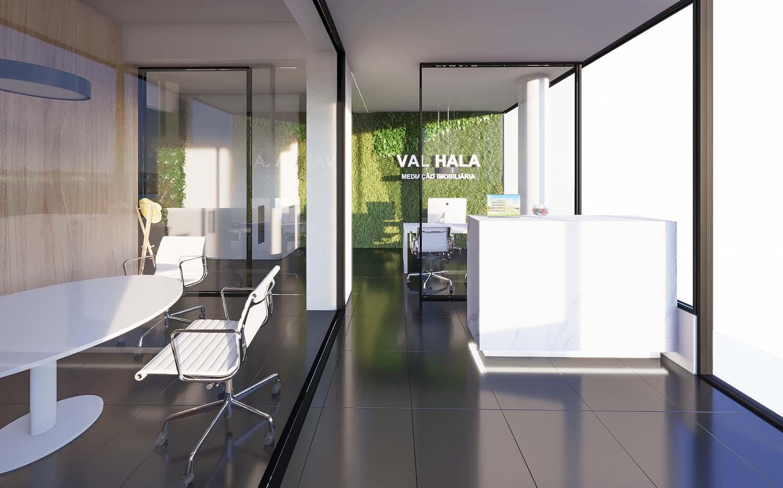 Aquitecto Val Hala Cascais