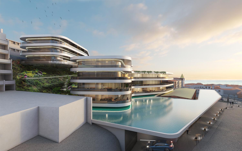 arquitectos hoteis